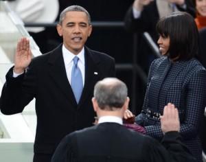 President Obama's Second Inaugural