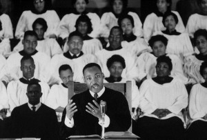 The Black Church was essential during the Civil Rights' Movement