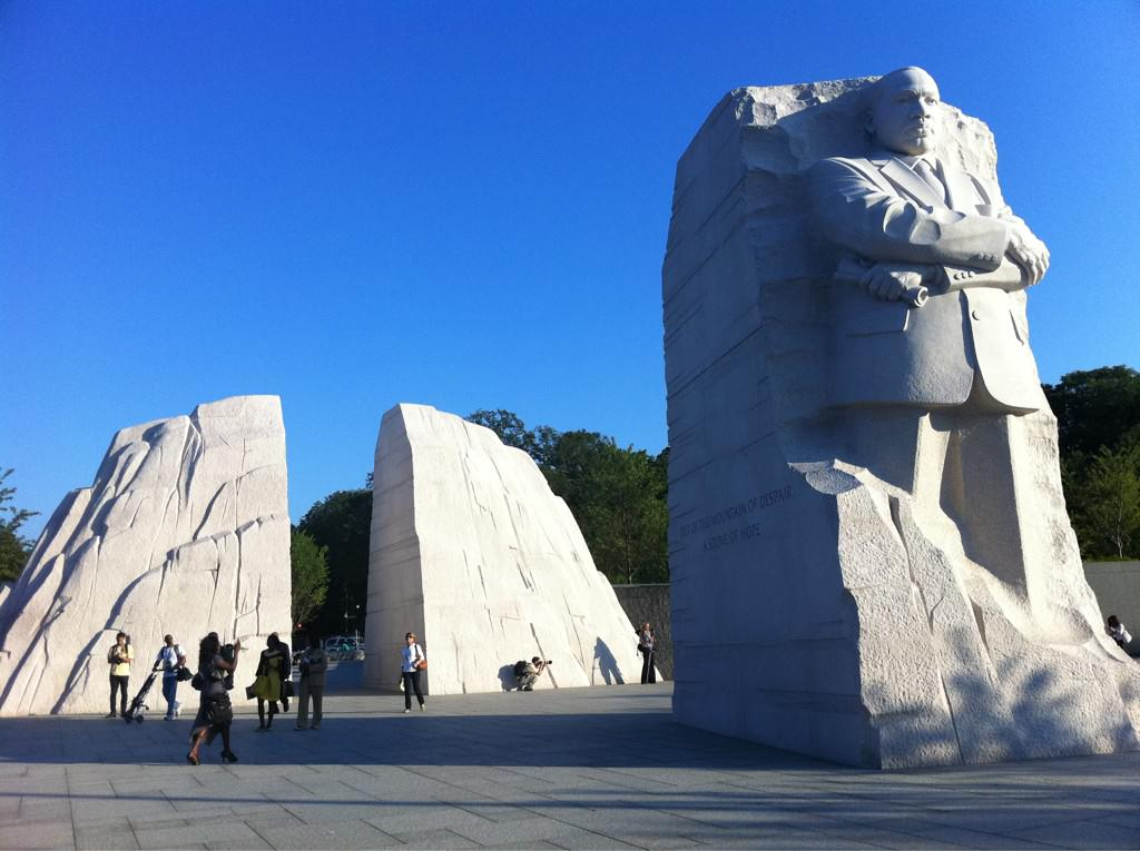 Dr. Martin Luther King, Jr. Monument, Washington, DC
