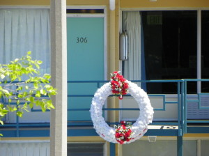 Room 306, Dr. Martin Luther King, Jr.'s room at the Lorraine Motel in Memphis, TN. It was here that he was martyred.